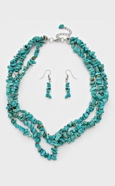 Turquoise Lhea Necklace