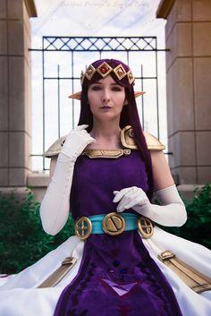 Dark World Princess, Hilda LOZ:ALBW Cosplay by BanditsSpurs