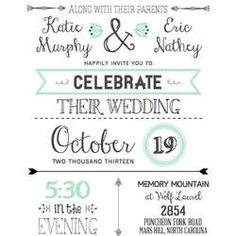 so many cool printables in here! <3 101 Wedding Printables {free} - EverythingEtsy.com