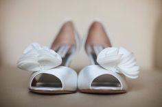 Virginia Wedding Bridal Shoes
