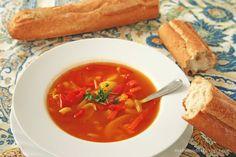 Zupa kanaryjska