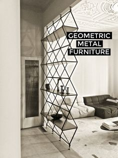 Finding the Right Angle: Using Geometric Furniture in Your Home on the Interior Collective