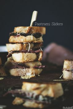 pastrami-sliders-0237E by PasstheSushi, via Flickr
