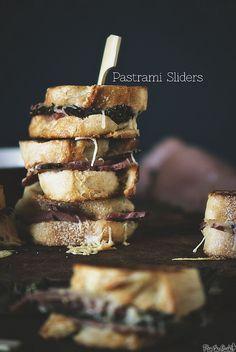 Rocking Pastrami Sliders