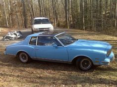 1980 Monte carlo 3.8 turbo!