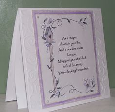 Vickys collection: A selection of retirement cards