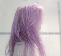 67 Ideas For Hair Pastel Lilac Hairstyles Purple Hair hair hairstyles Ideas Lilac pastel Light Purple Hair, Hair Color Purple, Hair Dye Colors, Pastel Purple Hair, Lavender Colour, Pastel Colors, Pastel Hair Highlights, Dyed Hair Pastel, Color Highlights