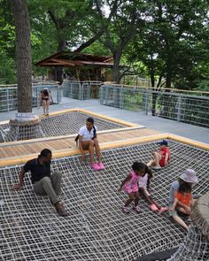 The Morris Arboretum of the University of Pennsylvania - Kids under 3 are free… Landscape Architecture Design, Architecture Details, Morris Arboretum, Arch Model, Parking Design, Exterior, Forest Park, Play Houses, Places To Go