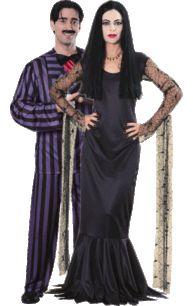 Gomez & Morticia Addams Combination