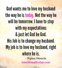I love him so much❤️ I can't love my husband for who he will become when I am not loving him where he is right now. I gotta do my job, allow God to do His! Marriage Prayer, Godly Marriage, Marriage Relationship, Happy Marriage, Marriage Advice, Love And Marriage, Marriage Box, Marriage Thoughts, Failing Marriage