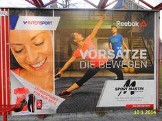 224. - Plakat in Stockach. / 10.01.2014./