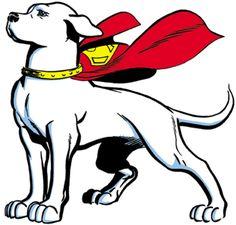 Krypto to the Rescue - krypto-the-superdog Photo