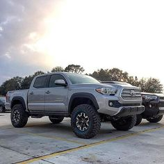 "Photo: @lctoyotaaccessories . '16 Tacoma | 3"" ProComp Lift 