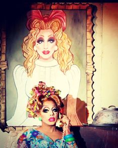 "31k Likes, 156 Comments - Bianca Del Rio (@thebiancadelrio) on Instagram: ""MAKING PLANS......"""