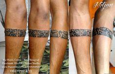 Maori Unterarm