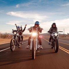 Real Motorcycle Women - tiny.daggers (1)