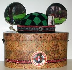 Disney Alice in Wonderland Mickey Mouse Ears Le 500 New | eBay