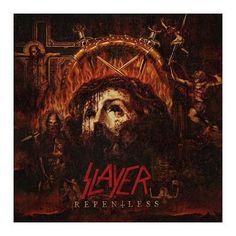 """L'album degli #Slayer intitolato """"Repentless""""."""