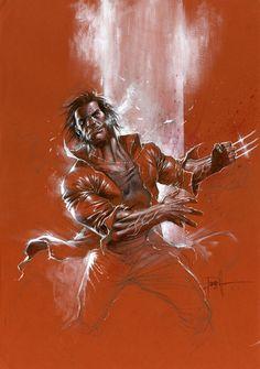 Wolverine by Lucio Parrillo
