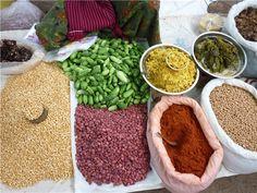 #Myanmar - Kalaw, Local Market
