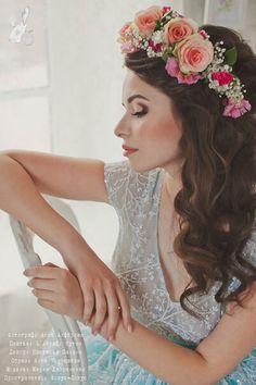 Прическа и макияж Анна Чернышева