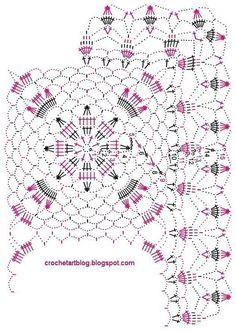crochet+lace+doily+8+(1).jpg 570×800 pixeles