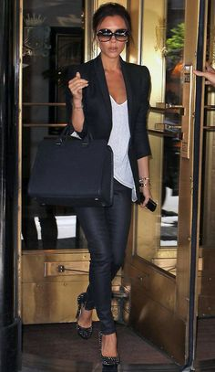 ugh posh spice is my style hero! she is always so perf.
