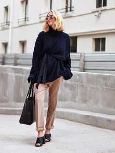 Our 2014 Best-Dressed Blogger List via @WhoWhatWear