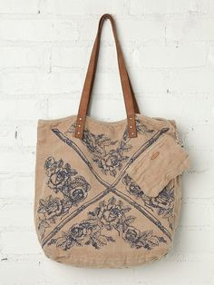 Free People Faded Heartland Tote, TL 92.86