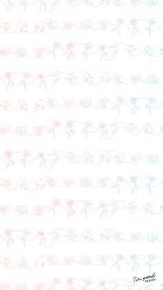 BTS Love Yourself Complete PatternI don't think I can get enough of this album art! For lockscreen use only BTS Love Yourself Complete PatternI don't think I can get enough of this album art! Bts Wallpaper Desktop, Bts Wallpaper Lyrics, Cute Wallpapers, Bts Taehyung, Bts Jimin, Bts Ynwa, Bts Tattoos, Album Bts, Bts Quotes