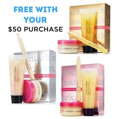 BEAUTY ALERT! Get a FREE Bath & Body Trio with your $50 purchase, direct delivery only and while supplies last!