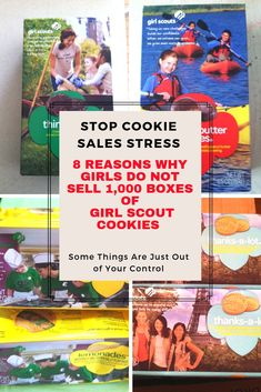 8 Reasons Why Girls Do Not Sell Boxes of Girl Scout Cookies (and Why Leaders Need to Stop Stressing Over It) Daisy Petals, Daisy Girl Scouts, Girl Scout Leader, Thing 1, Girl Scout Cookies, Girly, Activities, Boxes, Entrepreneurship