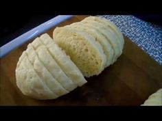 Kynutý knedlík - YouTube Czech Recipes, Russian Recipes, Sicilian Recipes, Sicilian Food, Challah, Artisan Bread, Bread Rolls, Pavlova, Dinner Rolls