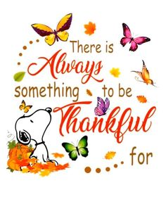 There is Always something to be Thankful For Charlie Brown Quotes, Charlie Brown And Snoopy, Peanuts Quotes, Snoopy Quotes, Snoopy Love, Snoopy And Woodstock, Gratitude Quotes, Positive Quotes, Encouragement Quotes