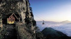 Wildkirchli: Im siebten Himmel - Schweiz Tourismus