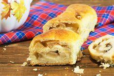 Дрожжевой рулет с яблоками #Yeast #Roll #Apples #Cinnamon #Baking #Yummy #Recipes #CakesOnline #Дрожжевой #Рулет #Яблоки #Корица #Выпечка #Вкусняшка #Рецепты #ВыпечкаОнлайн