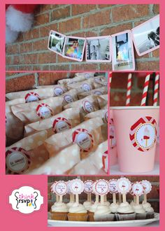Popsicle Party Theme Decorations and Food Displays
