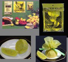 Lemon Wraps, Strech Wraps, Lemon Covers, Muslin Wraps