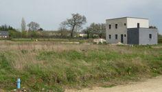 Terrain à batir : Manche-Valognes-Terrain à bâtir à VALOGNES, 546m², vibilisé dans résidence agréable.