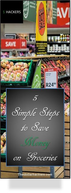 Ever wonder how to cut down your grocery bill? Check out these great tips!