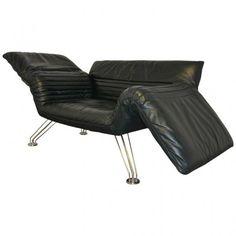 Located using retrostart.com > DS 142 Sofa by Winfried Totzek for De Sede