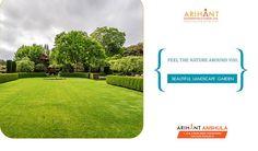 Arihant Anshula - Taloja Phase II 1, 2 & 3 BHK Mini Township Beautiful Landscape Garden www.asl.net.in/arihant-anshula.html #ArihantAnshula #RealEstate #Taloja #NaviMumbai #Property #LuxuryHomes
