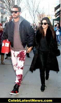 Kourtney Kardashian & Scott Disick Are No Planning a Wedding