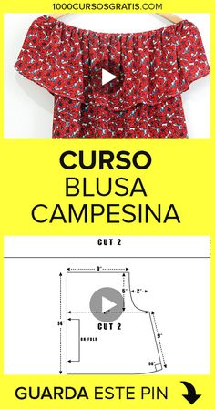Corset Sewing Pattern, Easy Sewing Patterns, Sewing Tutorials, Sewing Shirts, Sewing Clothes, Diy Clothes, Blouse Patterns, Clothing Patterns, Baby Girl Dress Patterns