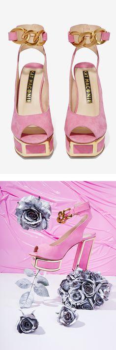 ~Kat Maconie platform sandals | House of Beccaria~