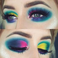 Cut creases are so hard with hooded eyes! What are your tricks? I fake a lid space hah! : HoodedEyes