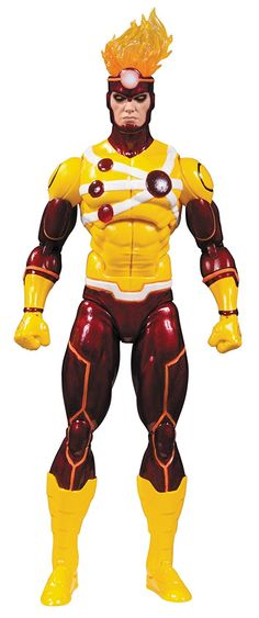 Amazon.com: DC Collectibles DC Comics Icons: Firestorm: Justice League Action Figure: Toys & Games