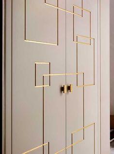 luxury doors wardrobe - Szukaj w Google #furnituredesign
