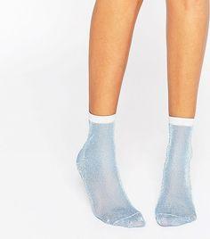 ASOS Glitter Socks