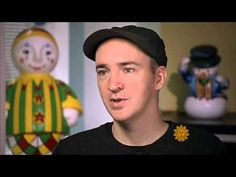 The street artist KAWS rises to new heights - YouTube